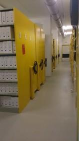 Visite des Archives Départementales - Crédits A.C.