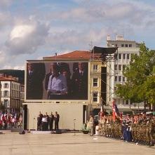 Commémoration de la Libération de Clermont-Ferrand - crédits A.C.