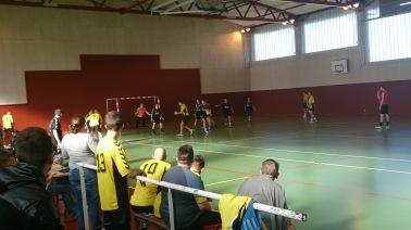 Match de l'ASR Handball 2ème tour de la coupe de France - Crédits A.C.