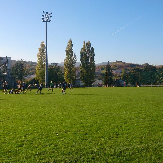 Match ORCA-Maison Laffitte 26/10/2014 - Crédits A.C.