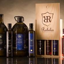 Les huiles d'olives de Rabelos