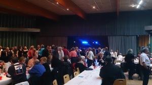 Thé-dansant en faveur de la lutte contre la sclérose en plaques à Romagnat - Crédits photos: A.C.