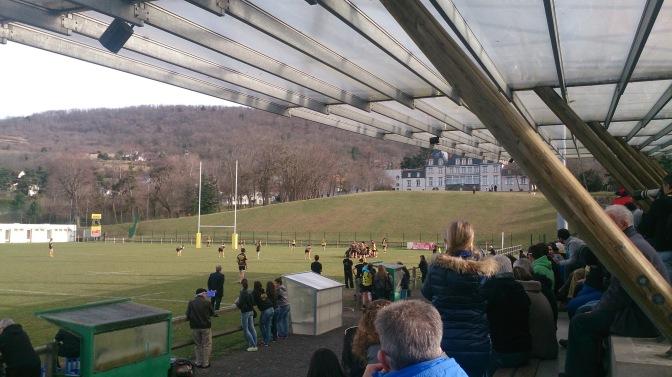 Match ORCA - Sassenage (stade M.Brun) - Crédits photos A.C.