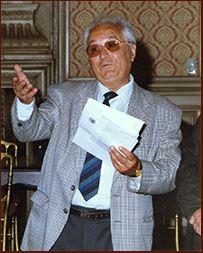 BRAJON Bernard - Ancien Maire de Romagnat - Crédits photos Ville de Romagnat