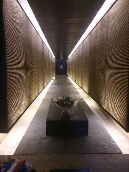 Mémorial de la Déportation à Paris - crédits A.C.