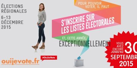 Campagne gouvernementale d'inscription sur les listes électorales - Crédits photos communication gouvernementale (SIG)