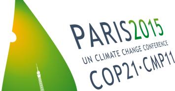 Logo de la COP 21