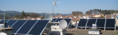 Installation photovoltaïque - Crédits photos AES
