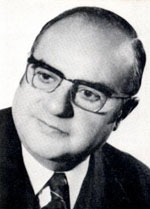 Arsène Boulay, ancien député-maire de Romagnat et Président du Conseil Général du Puy-de-Dôme - crédits A.N
