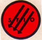 Logo antifasciste Trois Flèches de la SFIO - crédits OURS