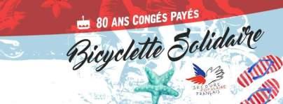 Bicyclette Solidaire - Secours Populaire Français 63