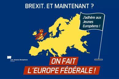 Brexit et maintenant? - Crédits photo Jeunes Européens France