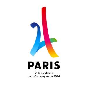 Logo de la candidature au JO 2014 de Paris