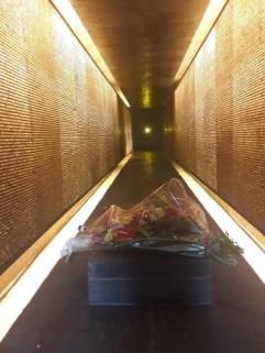 Crypte du déporté inconnu
